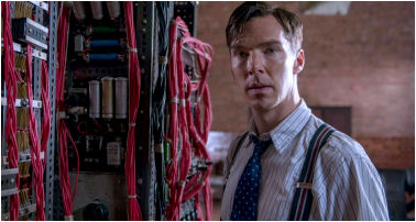 A riveting slice of wartime entertainment, in The Imitation Game.